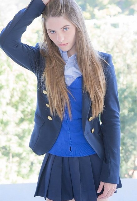 alice march schoolgirl uniform